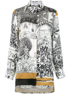 printed silk shirt Gloria Coelho