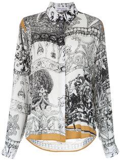 printed shirt Gloria Coelho