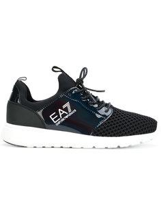 кроссовки на шнуровке Ea7 Emporio Armani