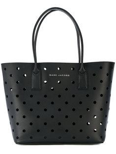 сумка-тоут с перфорацией Marc Jacobs
