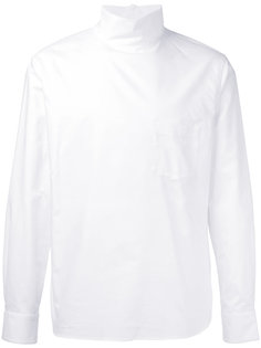 рубашка на молнии Facetasm