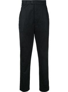 зауженные брюки Berthold