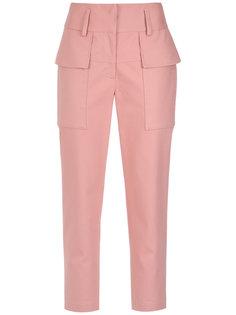 укороченные брюки Giuliana Romanno