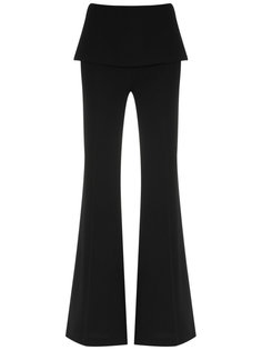 panelled wide leg trousers Giuliana Romanno