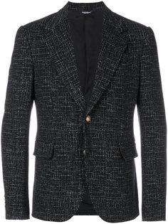 пиджак с застежкой на две пуговицы  Dolce & Gabbana