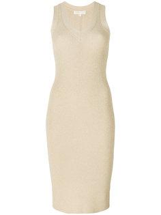облегающее трикотажное платье Michael Michael Kors