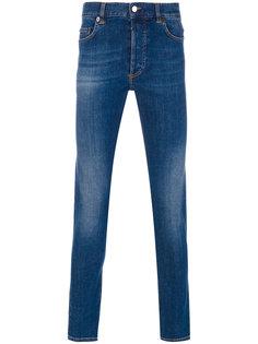 джинсы скинни Givenchy