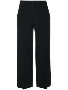 укороченные широкие брюки Alexander McQueen
