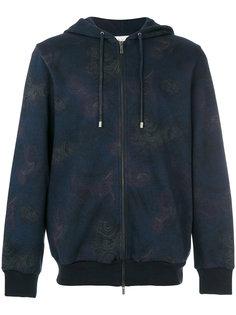 куртка-бомбер на молнии Etro