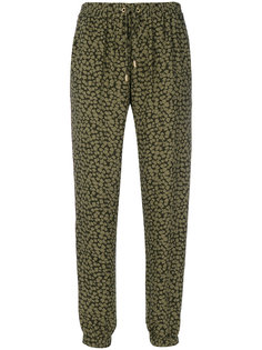 спортивные брюки с принтом  Michael Michael Kors