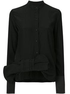 рубашка с бантом спереди Victoria Victoria Beckham