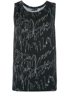 printed blouse Uma | Raquel Davidowicz