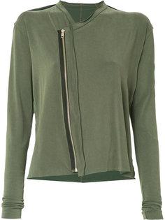off-center zip jacket Uma | Raquel Davidowicz