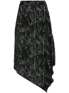 printed midi skirt Uma | Raquel Davidowicz