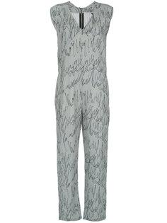 printed jumpsuit Uma | Raquel Davidowicz