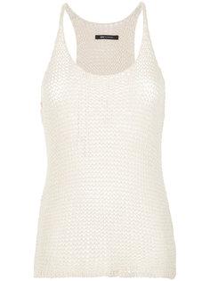 knitted tank Uma | Raquel Davidowicz