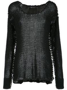 knitted top Uma | Raquel Davidowicz