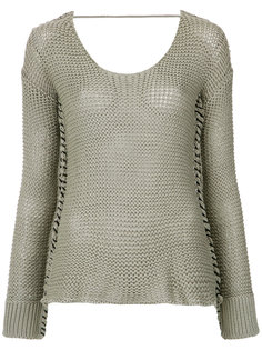 Rica knit top Uma | Raquel Davidowicz