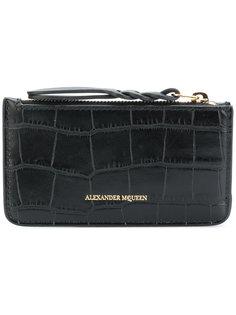 кошелек для монет Alexander McQueen