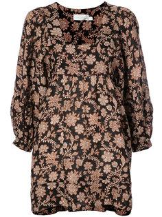 платье Tulsi с цветочным узором Zimmermann