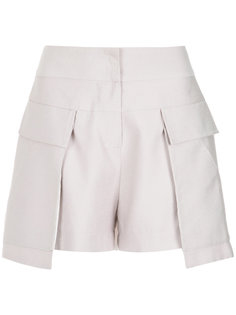 pockets shorts Giuliana Romanno