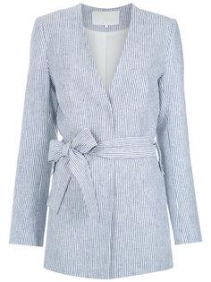 striped blazer Giuliana Romanno