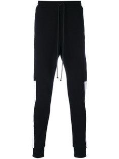 спортивные брюки с полосками сбоку Lost & Found Rooms
