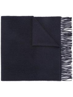 классический шарф Gieves & Hawkes