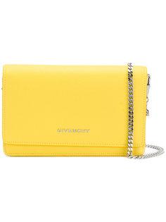 клатч Pandora на цепочке Givenchy