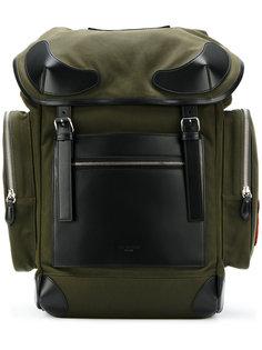 рюкзак Rider с кожаной отделкой Givenchy