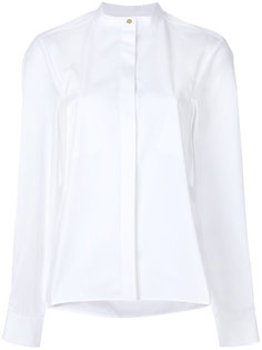 рубашка с воротником-стойкой Maison Rabih Kayrouz