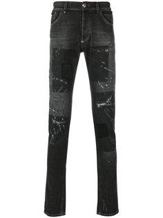 классические узкие джинсы Philipp Plein