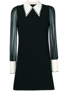 платье-рубашка  Miu Miu