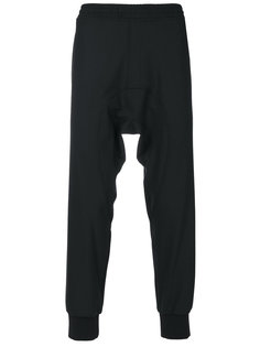 брюки с заниженным шаговым швом Neil Barrett