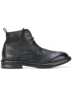 высокие ботинки на шнуровке Marsèll