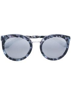 солнцезащитные очки в округлой оправе Dolce & Gabbana