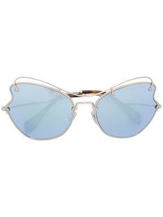 солнцезащитные очки Scenique Miu Miu Eyewear