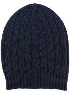 шапка-бини в рубчик Eleventy