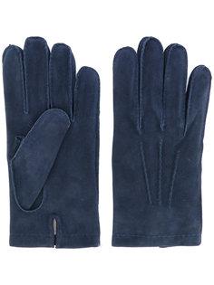 однотонные перчатки Eleventy