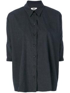 объемная рубашка на пуговицах Mm6 Maison Margiela