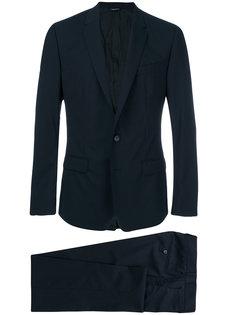 строгий костюм-двойка Dolce & Gabbana
