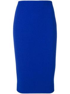 узкая юбка Victoria Beckham