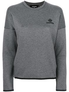трикотажный свитер  Dsquared2