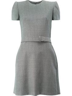 платье с расклешенной юбкой Alexander McQueen