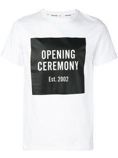 футболка с рисунком Opening Ceremony