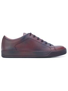 кроссовки с градиентным эффектом Lanvin