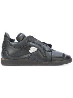 кроссовки со вставками  Maison Margiela