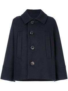пальто на пуговицах  Dsquared2