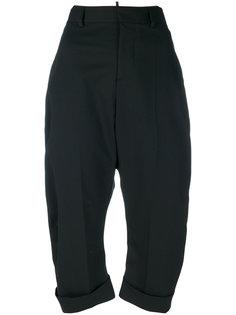 укороченные свободные брюки  Dsquared2
