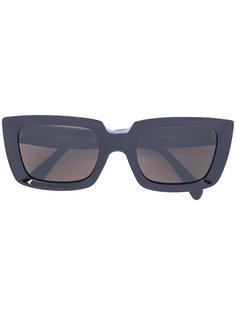 солнцезащитные очки в квадратной оправе Céline Eyewear